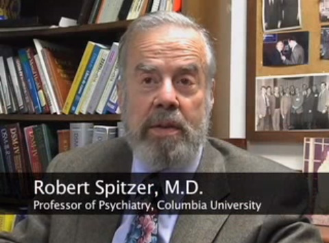 robertspitzer MD Alert: Major New York Times Story On Dr. Robert Spitzer Renouncing Ex GayStudy