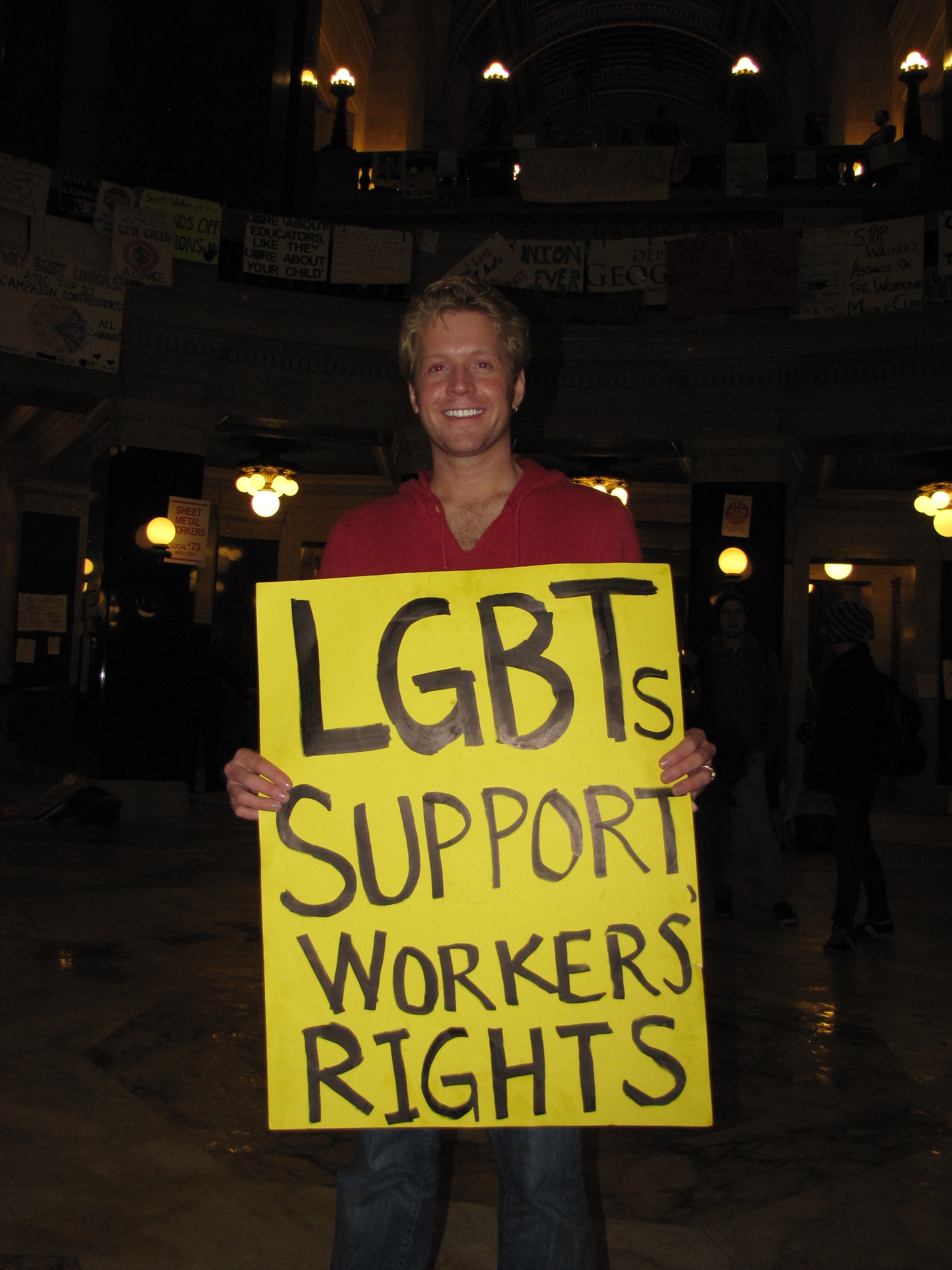 IMG 5034 Why the Wisconsin Recall Should Matter to LGBTs