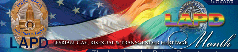 LGBT Web Ban Final2012 Heres The Current Homepage Banner for the LAPD