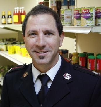 ... the words of a senior Salvation Army official in Australia who said the ...
