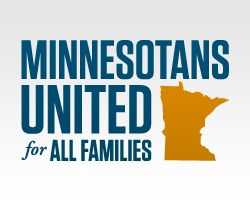 Minnesotans United logo Thomson Reuters is Latest Company to Oppose Marriage Discrimination in MN