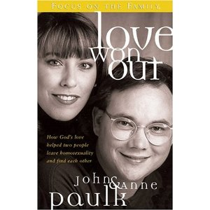 Paulk book Love Lost Out: Sources Say That Ex Gay Poster Couple Anne and John Paulk May Be Splitting Up