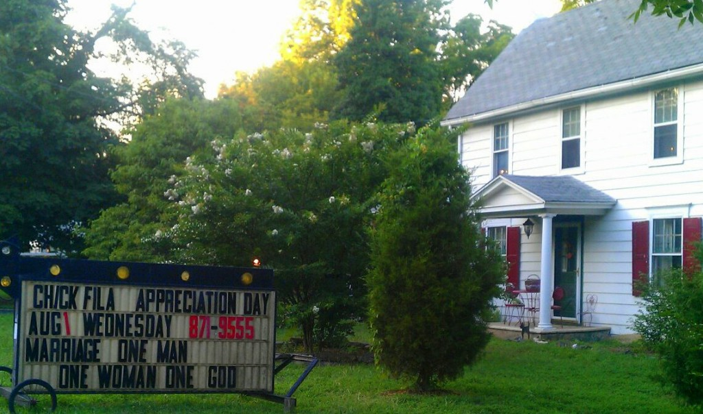 bed and breakfast and bigots 1024x604 Antigay N.J. Inn Owner Rants on Internet In Broken English