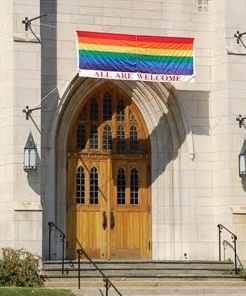 episcopal welcoming UPDATE: Episcopal Church Approves Rite of Blessing for Gay Unions