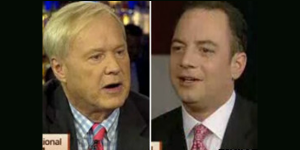 Matthews Priebus split 300x150 VIDEO: Chris Matthews Rips RNC Chair re: GOPs Racial Politics