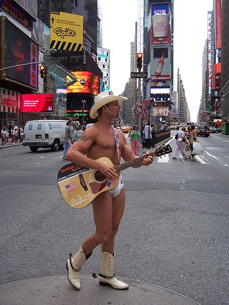 Naked Cowboy When a Homophobic Ex Jehovahs Witness Fell for a Gay Cowboy 