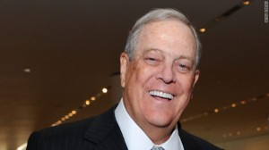 david koch2 300x168 David Kochs Endorsement of Marriage Equality: Moment of Candor, or Strategic Move?