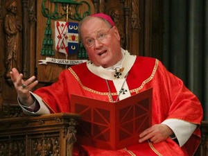 dolan TWO Dismayed with Democratic Party for Allowing Cardinal Timothy Dolan to Bless Convention