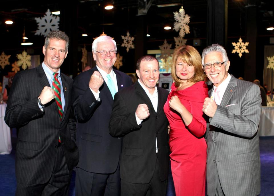 fighter Knockout: Micky Ward, The Fighter Pulls Endorsement Of Sen. Scott Brown Over Marriage
