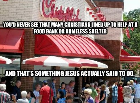 priorities Fundamentalist Christian Priorities Seem A Bit At Odds With Their Actual Religious Texts