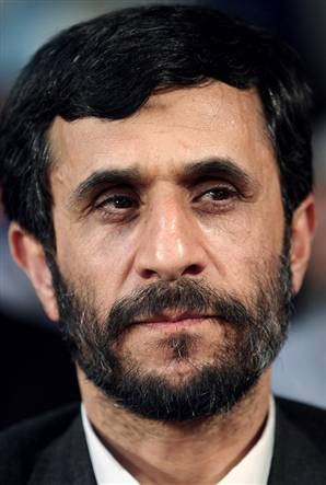 Ahmadinejad THE FACE OF EVIL