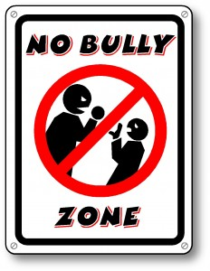 No Bully Zone 232x300 ADF, Focus on the Family Lay Out Defense of Antigay Violence