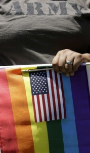 army rainbow 178x300 One Year Later, Study Shows DADT Repeal Had No Negative Impact