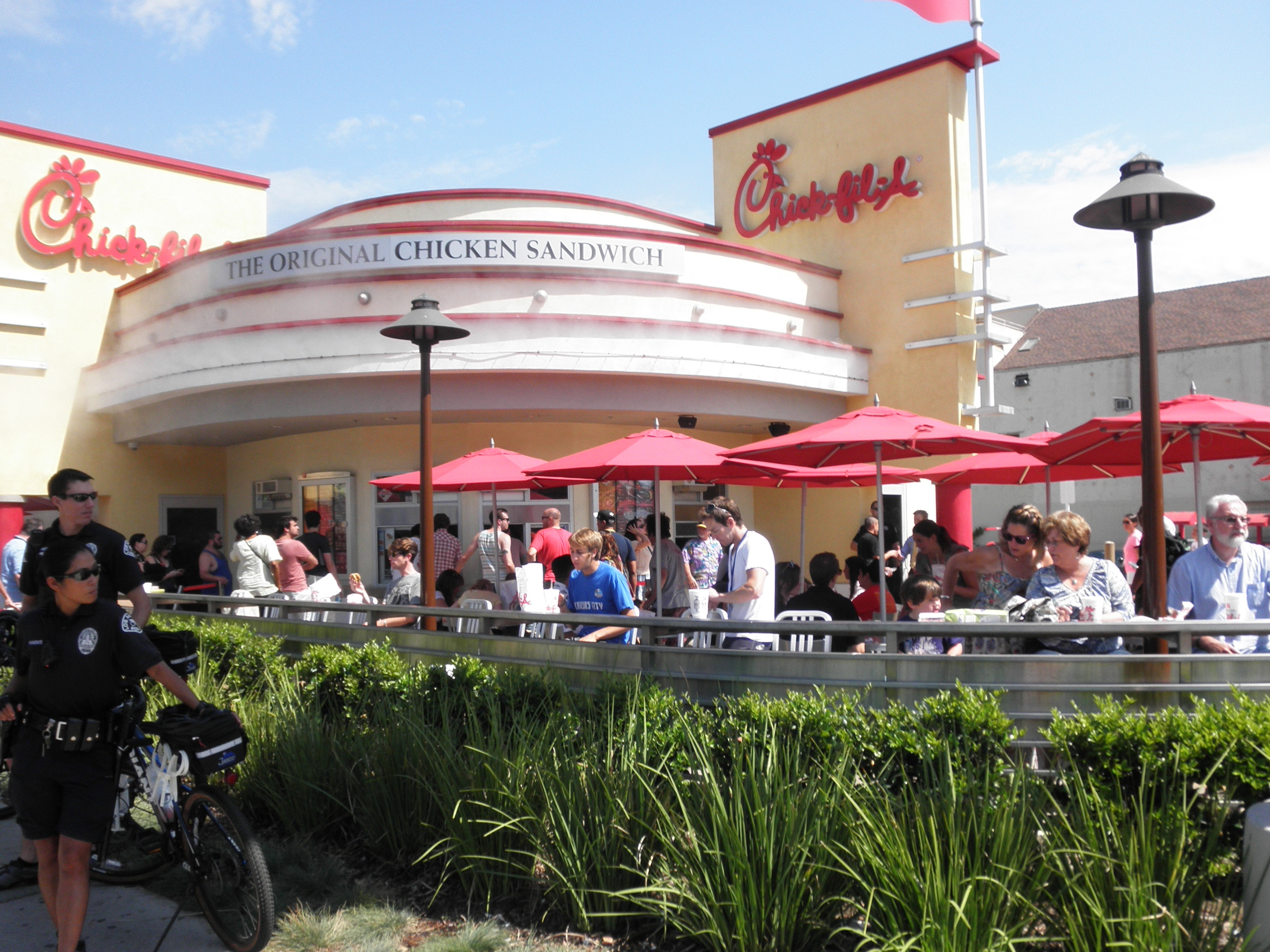 chick fil a Chick fil A to Stop Funding Anti Gay Groups?