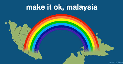 malaysia gay threat Malaysian Government Guide On How To Spot Gays