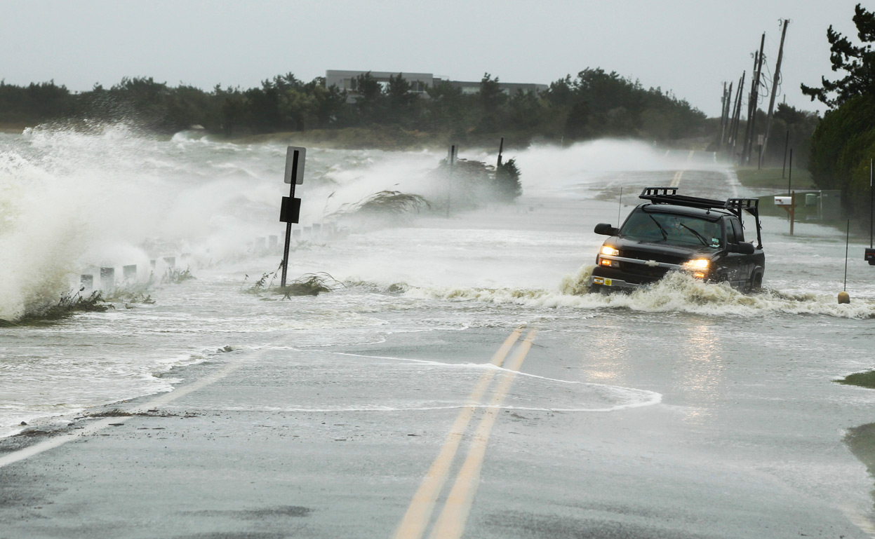 Hurr How Is Sandy Affecting Our Readers?