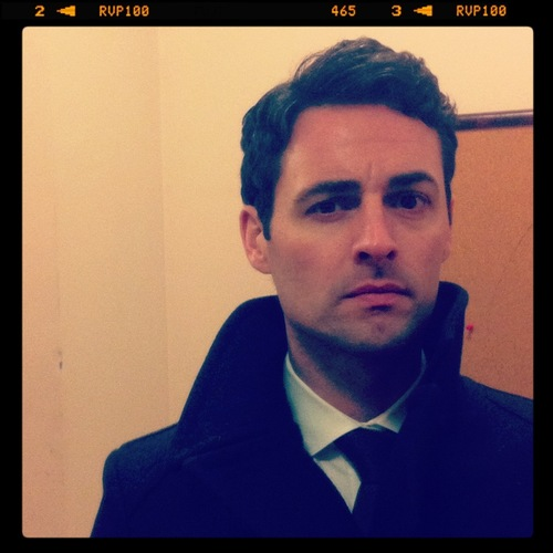 Actor Max von Essen: If You Vote for Romney Defriend Me From Facebook