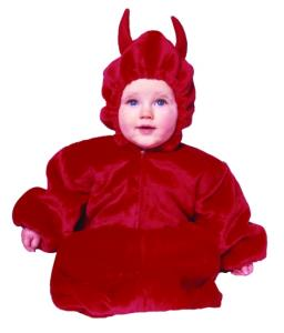 little devil costume Linda Harvey Calls Halloween Satans Territory; Claims Thats Why Gays Like It