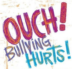 ouch bullying hurts 300x288 Video: Ouch! Bullying Hurts