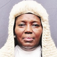 Speaker of the Uganda Parliament Rebecca Kadaga