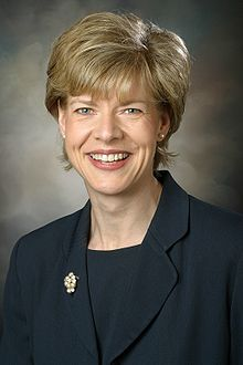 Baldwin TAMMY BALDWIN WINS AND BECOMES FIRST OPENLY GAY SENATOR