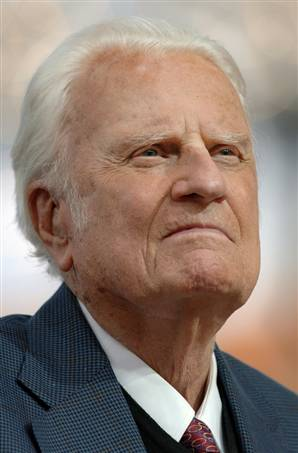 Billy Graham Is Billy Graham Becoming More Bachmann than Baptist?
