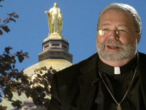 Bishohp 300x225 In Letter, Catholic Bishop of Peoria Violates IRS Rules And Demands Followers Vote Republican