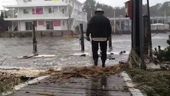 FI Gay Disaster: Fire Island Devastated By Sandy