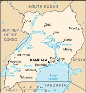 Uganda via Wikimedia Commons 279x300 Uganda Bill Still Includes Antigay Death Penalty