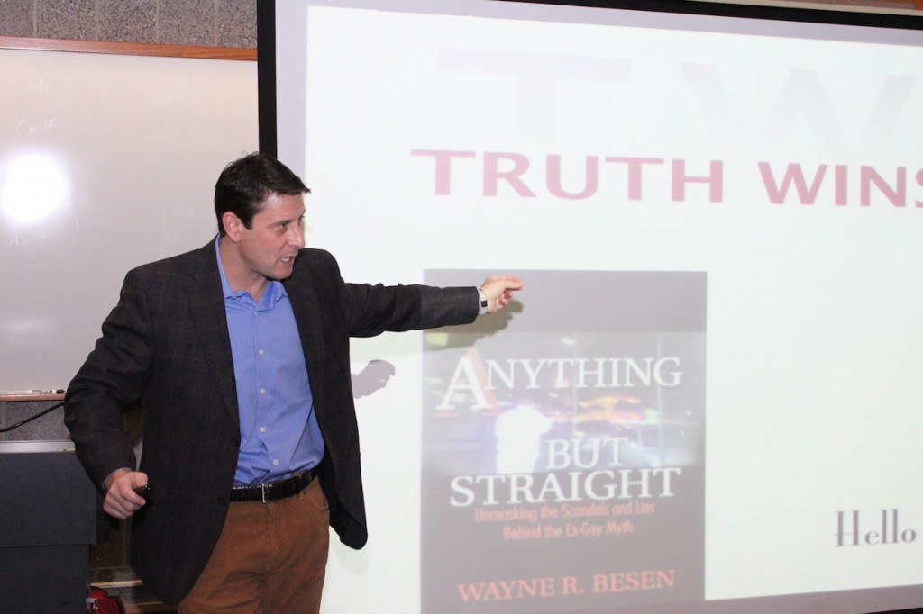ch7 1024x682 TWOs Wayne Besen Speaks At University of Illinois Chicago