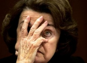 dianne feinstein 300x217 Sorry Sen. Feinstein, Petraeus Affair Was None of Your Business
