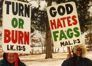 homosexuality and the bible 300x215 Should We Dismiss or Debate Bible Thumpers? One Professor Says Ignore Them