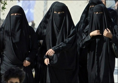 saudi arabia   women outraged1 Saudi Arabia Still Treating Women Like Pets With New Electronic Surveillance To Monitor Movement