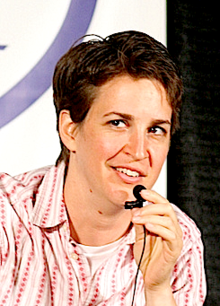 Maddow Rachel Maddow Talks About Santorums Schtick at World Nut Daily