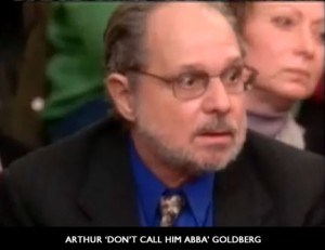arthur abba goldberg 300x231 Lawsuit Puts JONAH Leaders Shady Past In The News