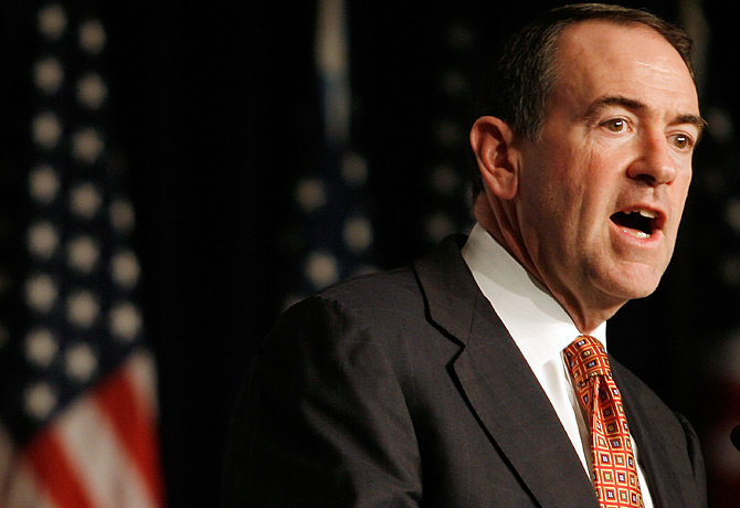 mike huckabee An Obituary for Right Wing Evangelicalism?