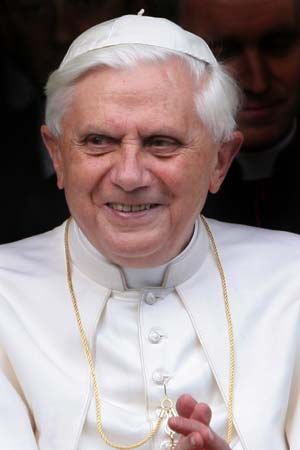 pope benedict Popes Attack On Marriage Equality Will Backfire