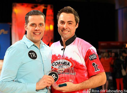 scottnortoncraigwoodward Gay Pro Bowler Wins Tournement and Kisses Husband On ESPN