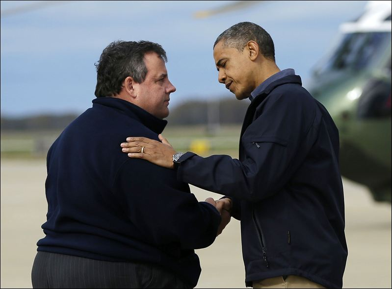 chris christie and obama Snubbed By CPAC, Chris Christies Last Political Hope is Supporting Gay Marriage In New Jersey