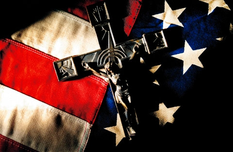 crossandflag Religious Liberty For Only The Rich and Powerful