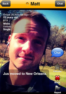 ex gay hypocrite Ex Gay Hypocrite Matt Moore Gets Busted With Grindr Profile    Whoops