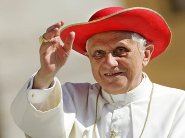 xvi pope benedict.n Lowlights From A Failed Papacy