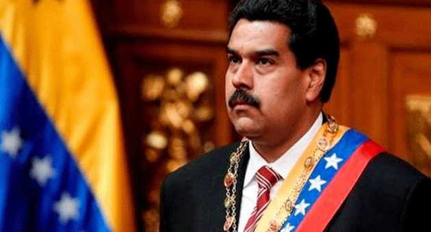 maduro Venezuelan Interim President: If I Were Gay I Would Proudly Shout It