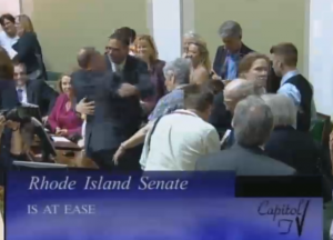 ateast 300x216 Rhode Island Senate Votes 26 12 In Favor Of Marriage Equality