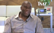 Wingnut Attacks Magic Johnson For Being Good Parent