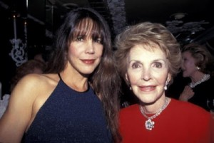 nancy 300x201 Nancy Reagan Supports Marriage Equality, According to Daughter Patti Davis