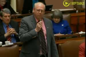 faust Minnesota Rep. Tim Faust Explains Why He Voted For Marriage Equality