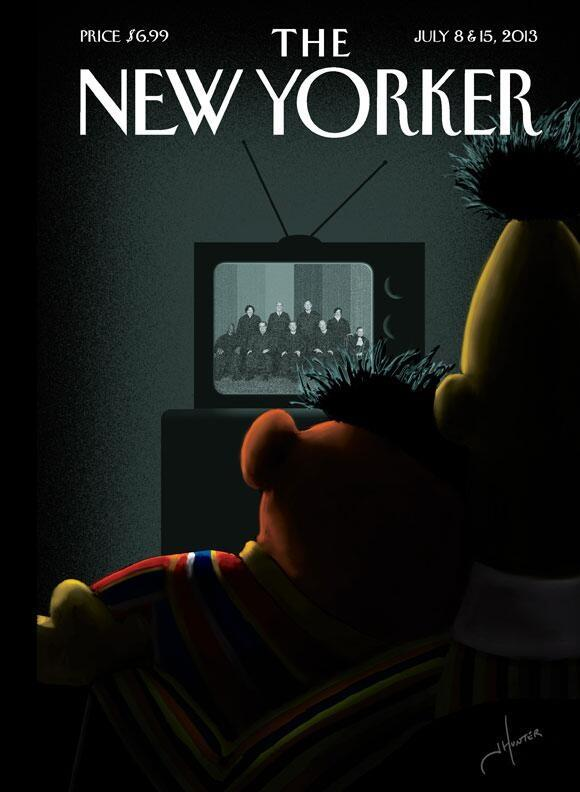 newyorker Goodness, Would You Look At Next Weeks New Yorker Cover?