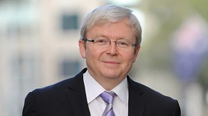 rudd 300x168 Australias New Prime Minister Supports Marriage Equality