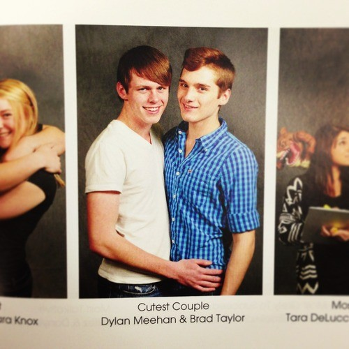 the boys Your End Of The Day Happy Story Involves Two Gay Kids Who Were Voted Cutest Couple In Their High School